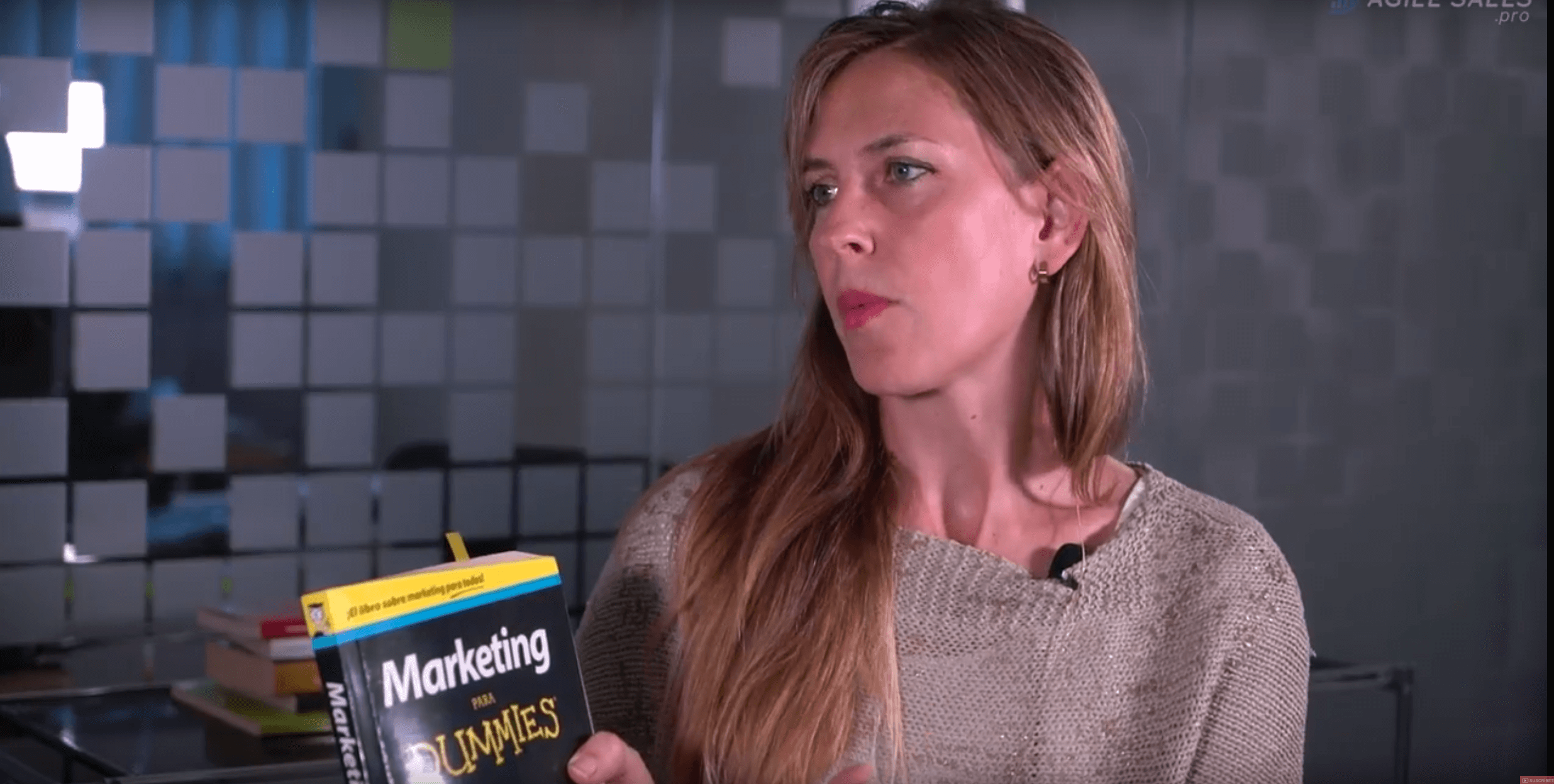 Patricia de Andrés, autora de 'Marketing para Dummies'.