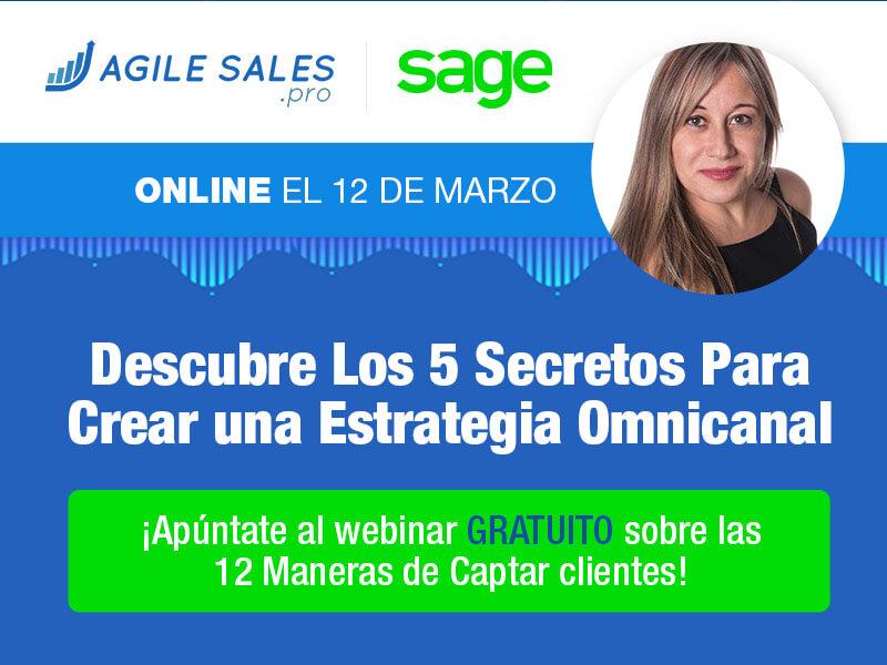 Agile Sales Descubre los 5 secretos para crear una estrategia Omnicanal