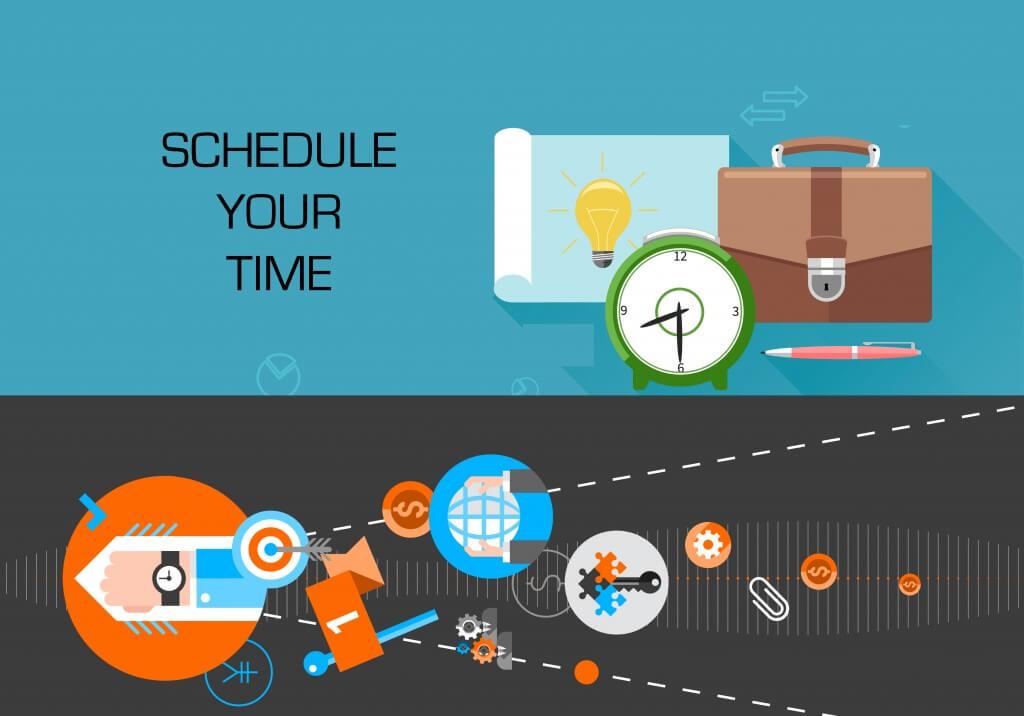 gestion agil tiempo