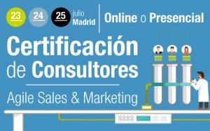 Certificación Agile Sales