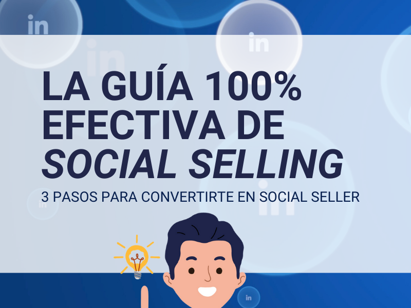 3 pasos para convertirte en social seller