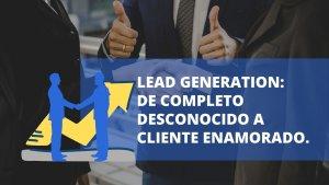 generación de clientes potenciales