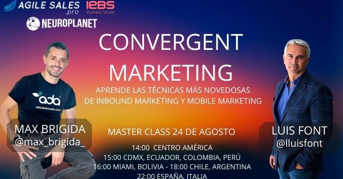 masterclass gratuita con Luis font y Max brigida de adaoncloud